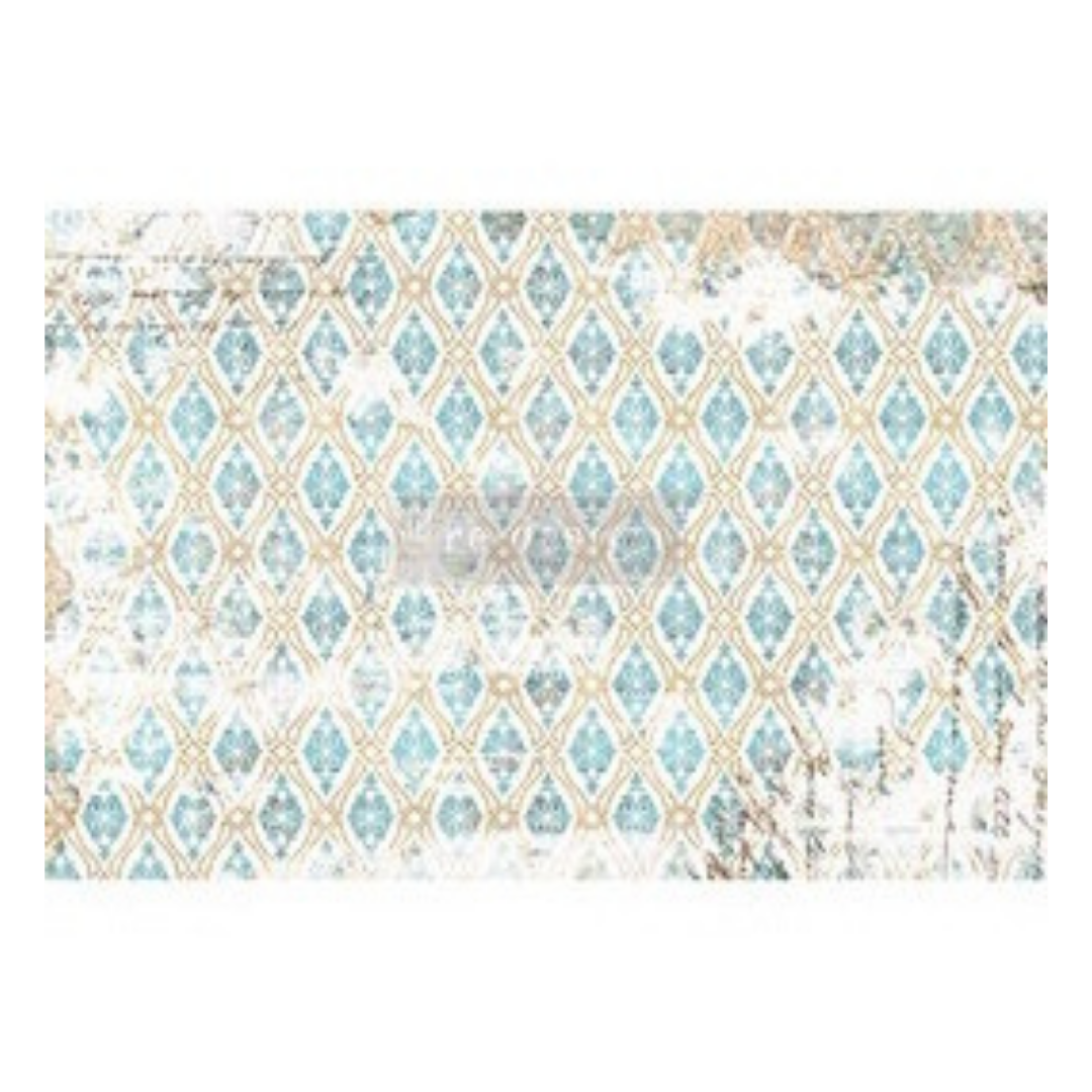Decoupage Tissue Paper - Distressed Deco
