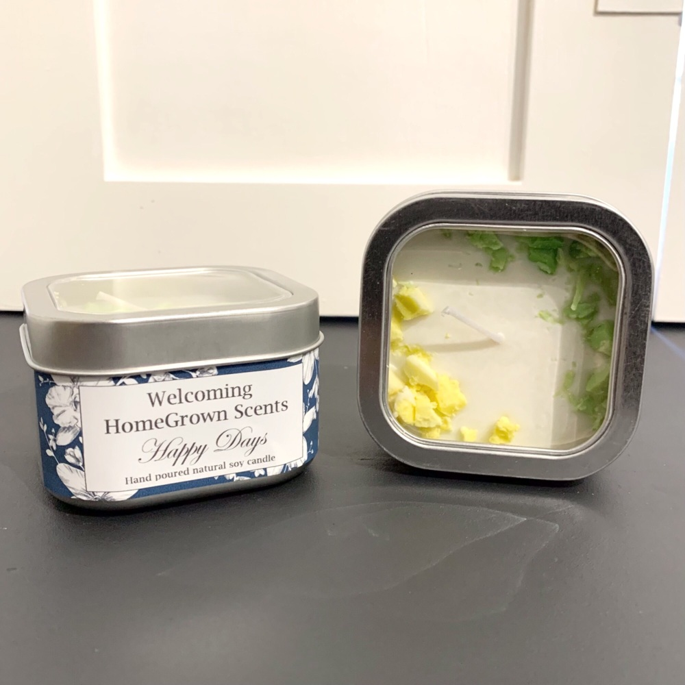 Eco Soy Wax Square Candles