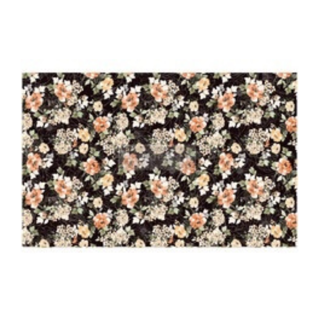 Decoupage Tissue Paper - Midnight Amber