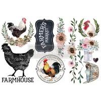 Decor Transfer - Morning Farmhouse (Small)