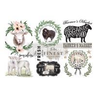 Decor Transfer - Sweet Lamb (Small)