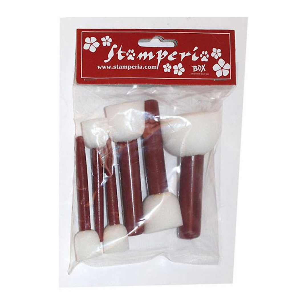 Brushes/Rollers - Sponge Dabbing Set