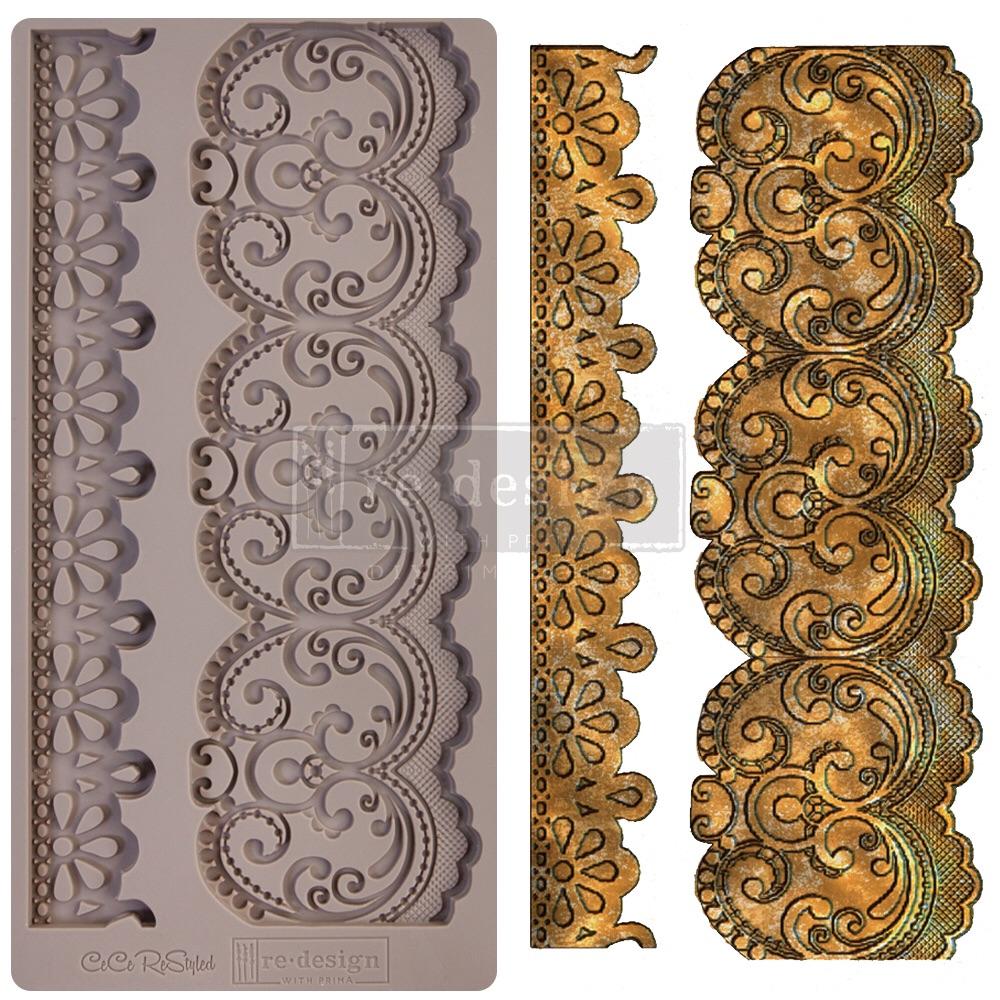Decor Mould - Border Lace