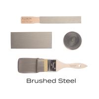 Metallic - Brushed Steel