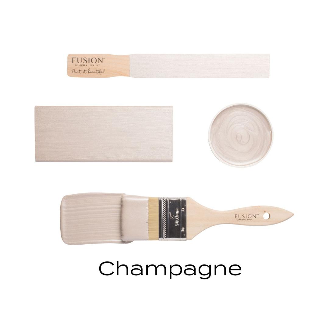 Metallic - Champagne