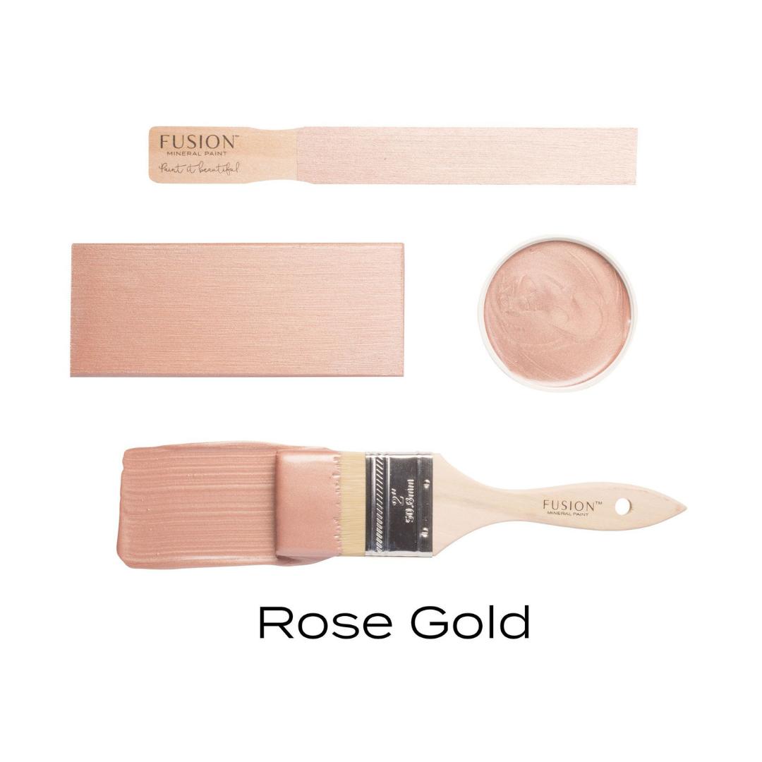 Metallic - Rose Gold