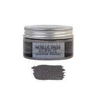 Metallic Sheen - Crushed Slate