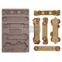 Decor Mould - Steampunk Plates