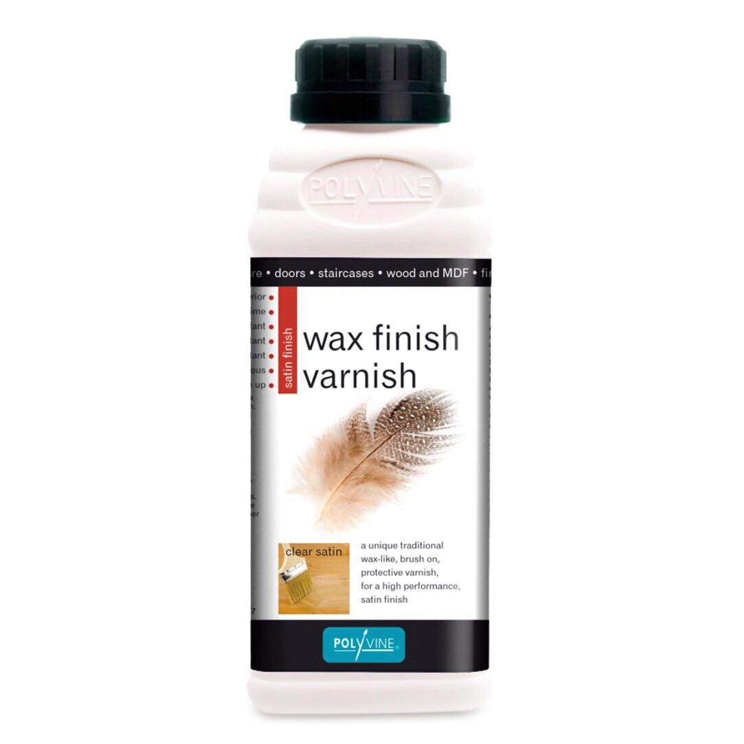 Varnish - Wax Finish