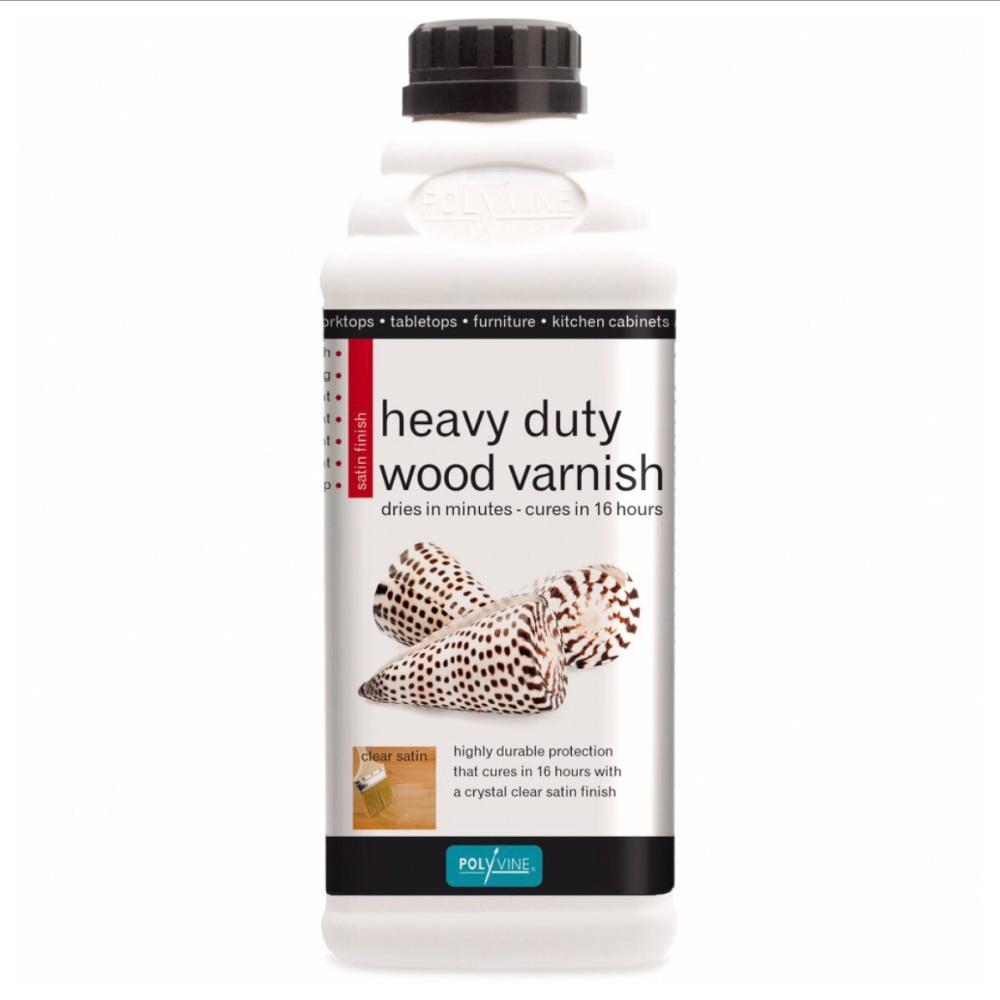 Varnish - Heavy Duty Wood