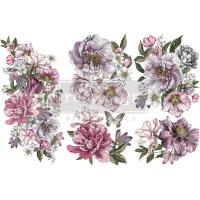 Decor Transfer - Dreamy Florals (Small)