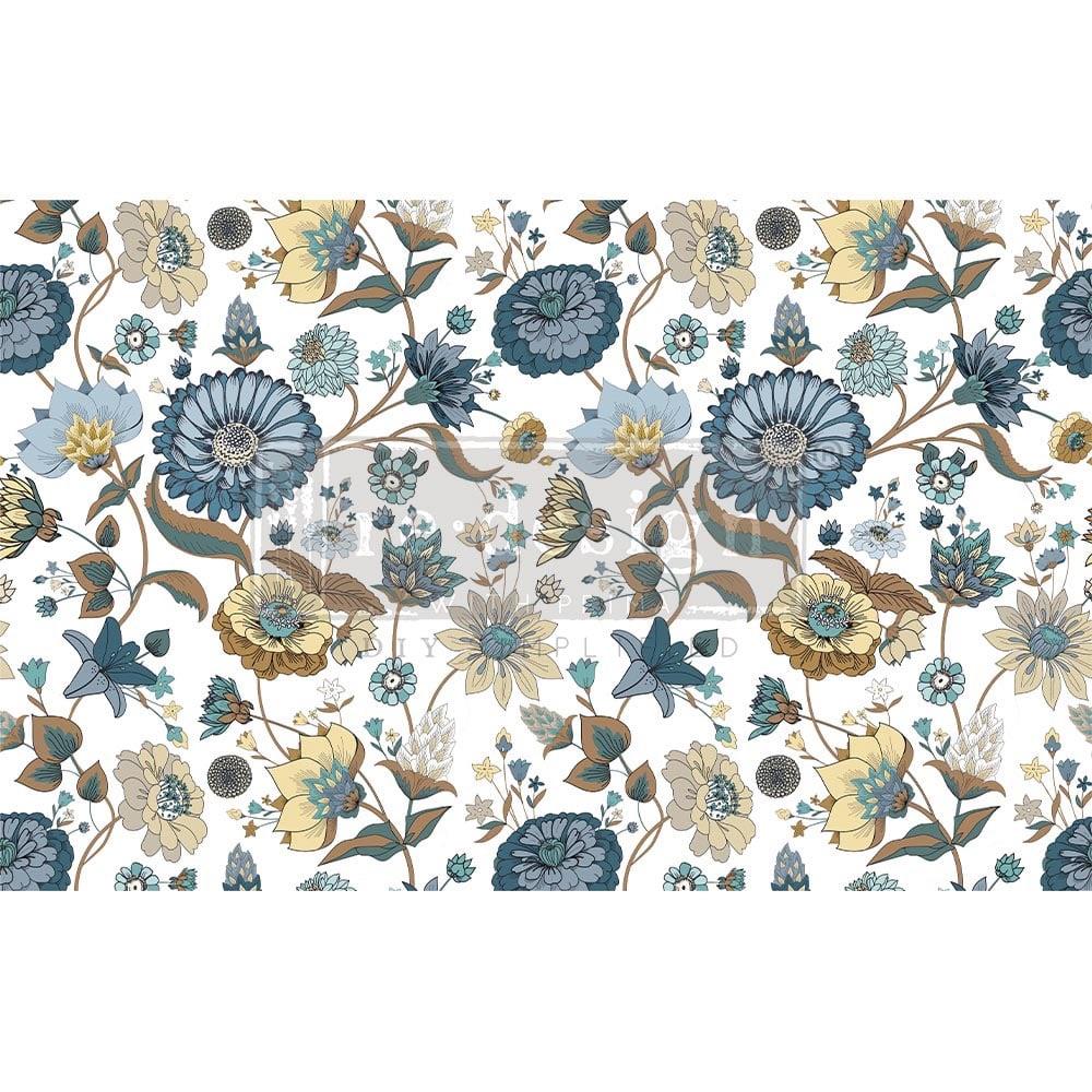 Decoupage Tissue Paper - Garden Waltz