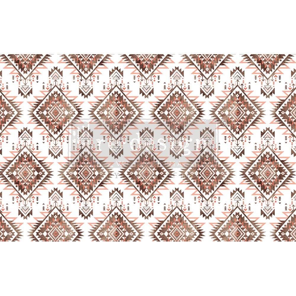 Decoupage Tissue Paper - Linear Splendour
