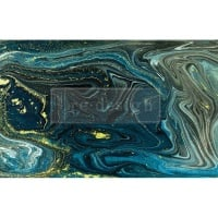 Decoupage Tissue Paper - Nocturnal Marble