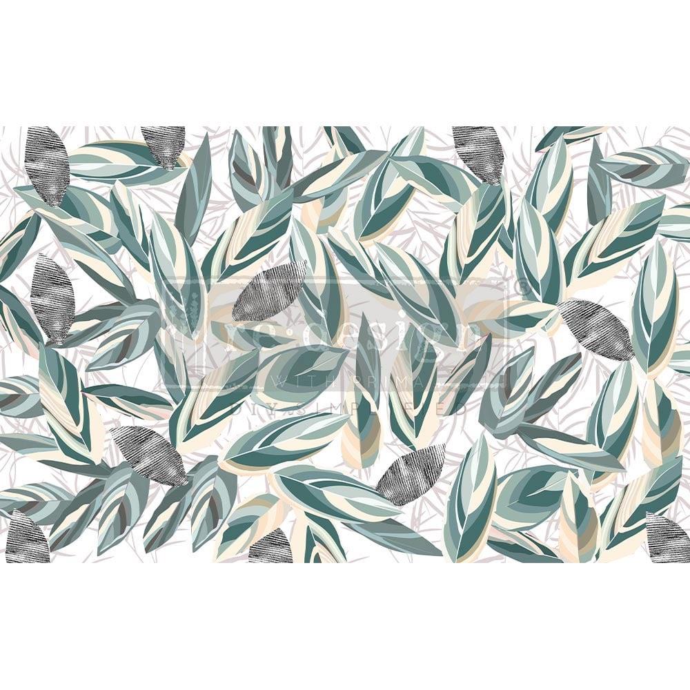 Decoupage Tissue Paper - Radiant Eucalyptus