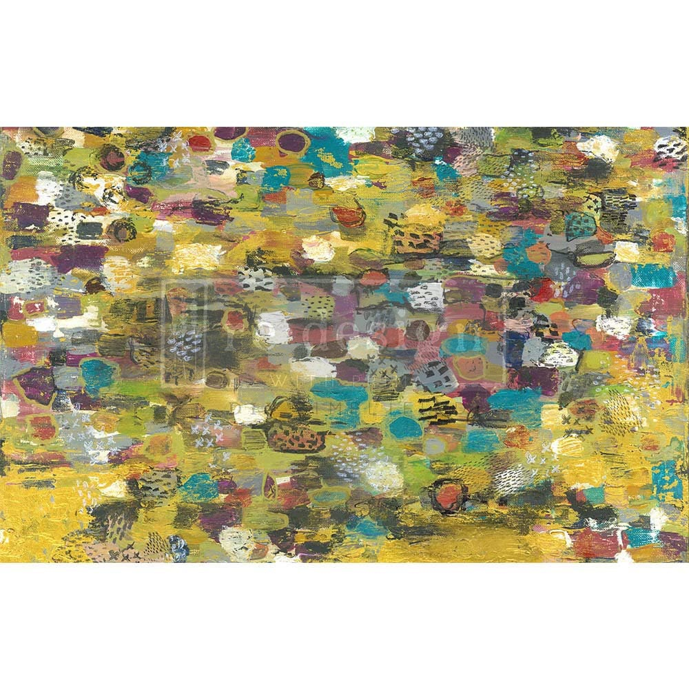Decoupage Tissue Paper - Abstract Dream