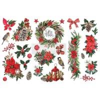 Decor Transfer - Classic Christmas (Small)