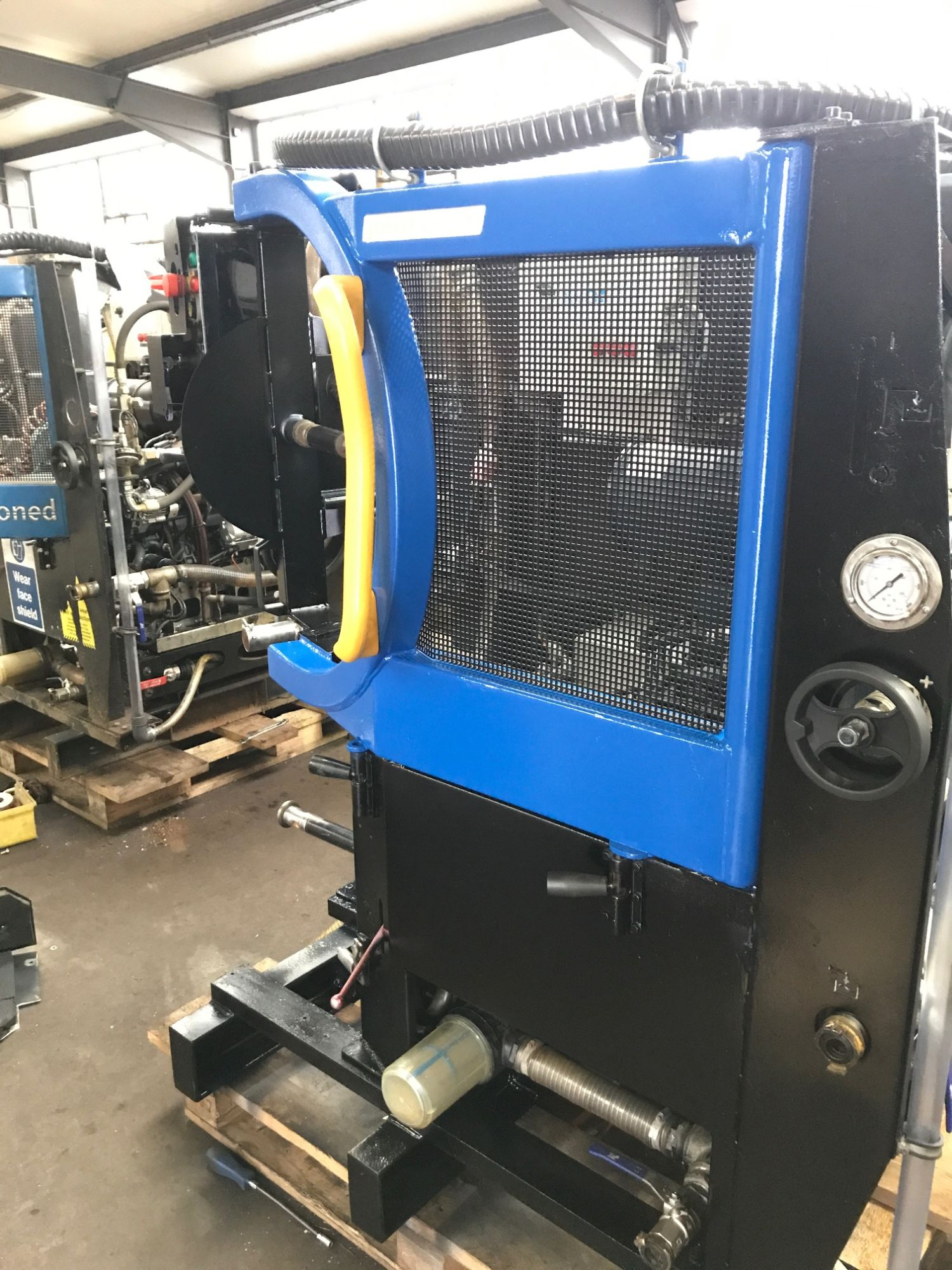Jetter Refurbishment