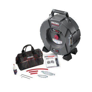 Ridgid Drain Cleaning Equipment