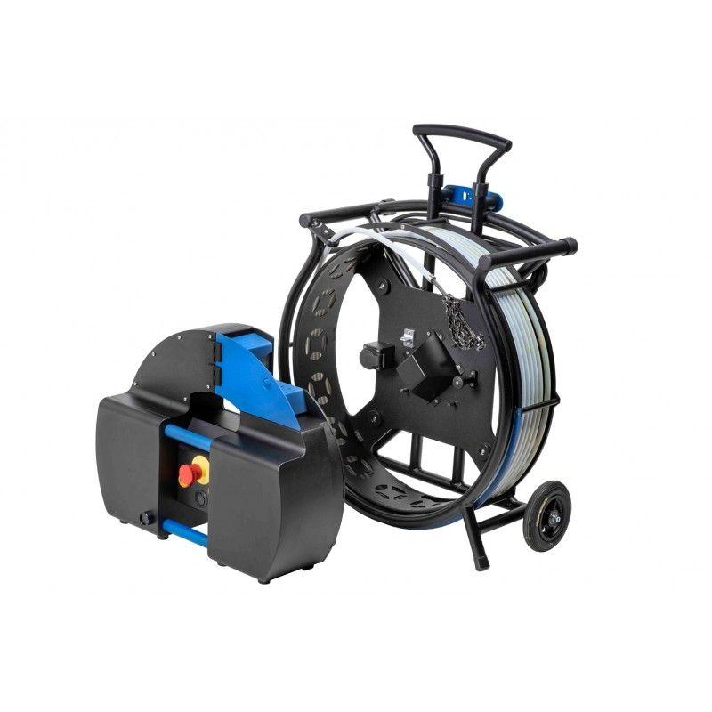 RioFlex 8mm High Speed Flexible Shaft Drain
