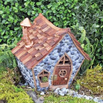 Fairy House. Gnome Home