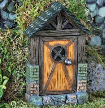 Fairy Door. Fairy Cottage Door