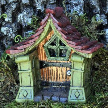 Fairy Door. Fairy Arched Door