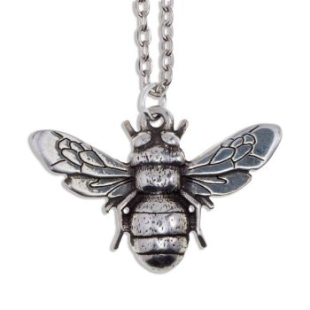 Bee Pendant by St Justin of Penzance