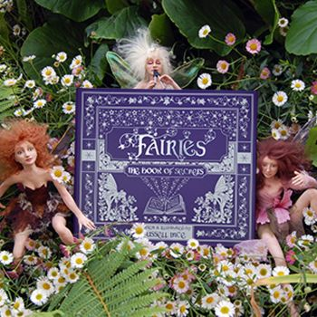 Book. Fairies. The Book of Secrets by Russell Ince