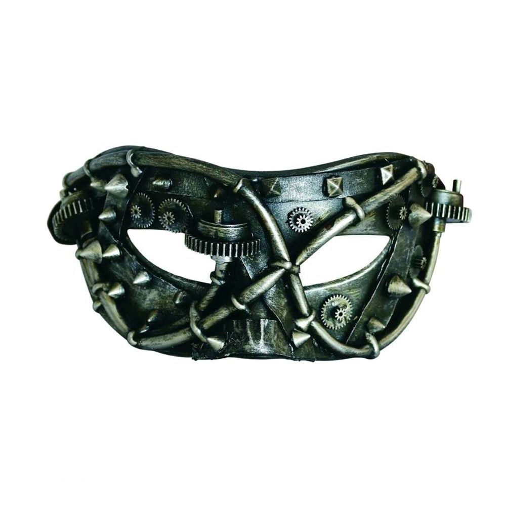 Steampunk Mask - Studded facade