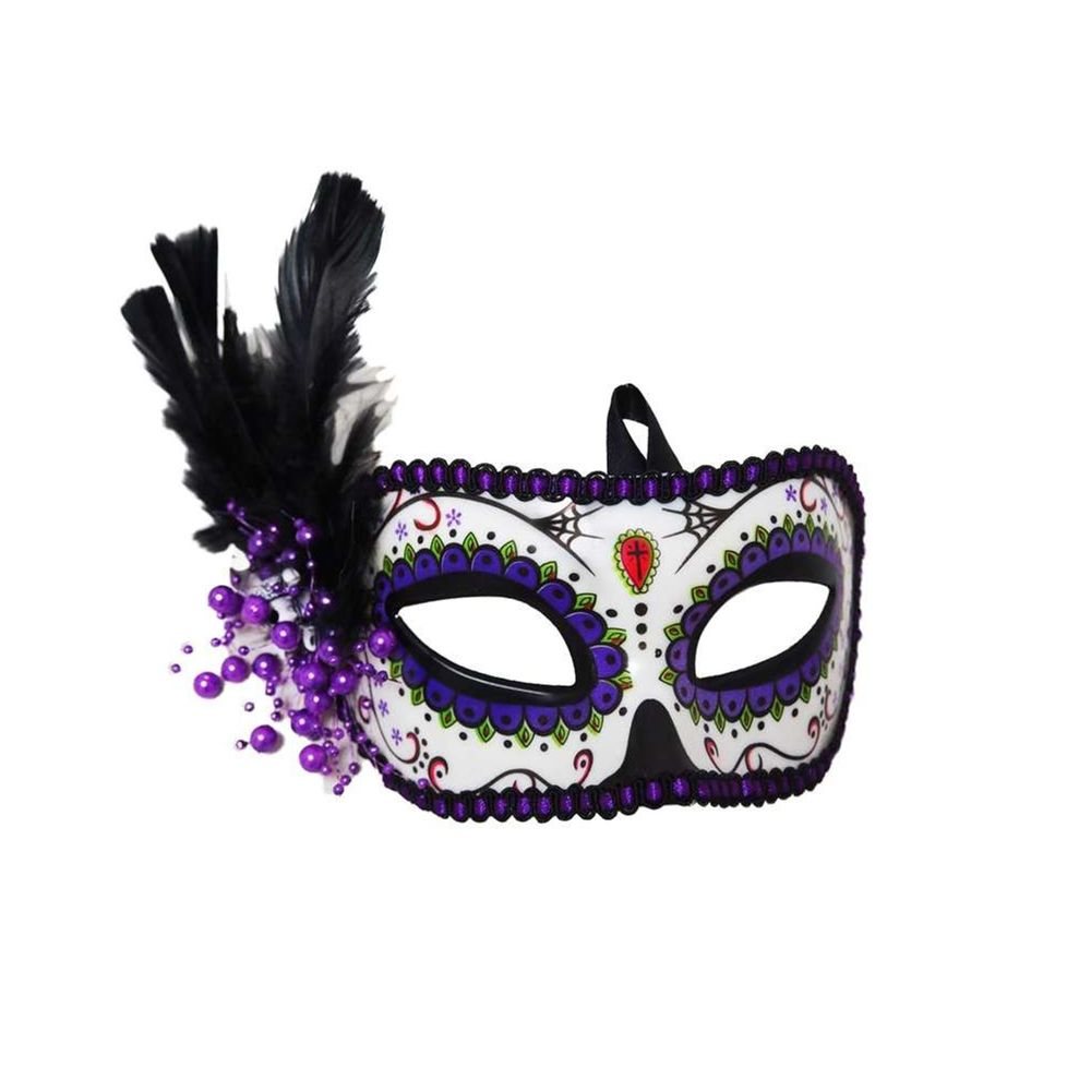 Sugar Skull Mask - Sugar Celebration