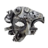 Steampunk Mask - Mechanical Phantom