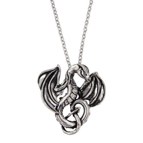 Winged Dragon Pendant