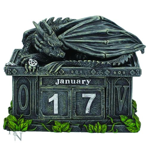 Dragon Fortune's Keeper Calendar