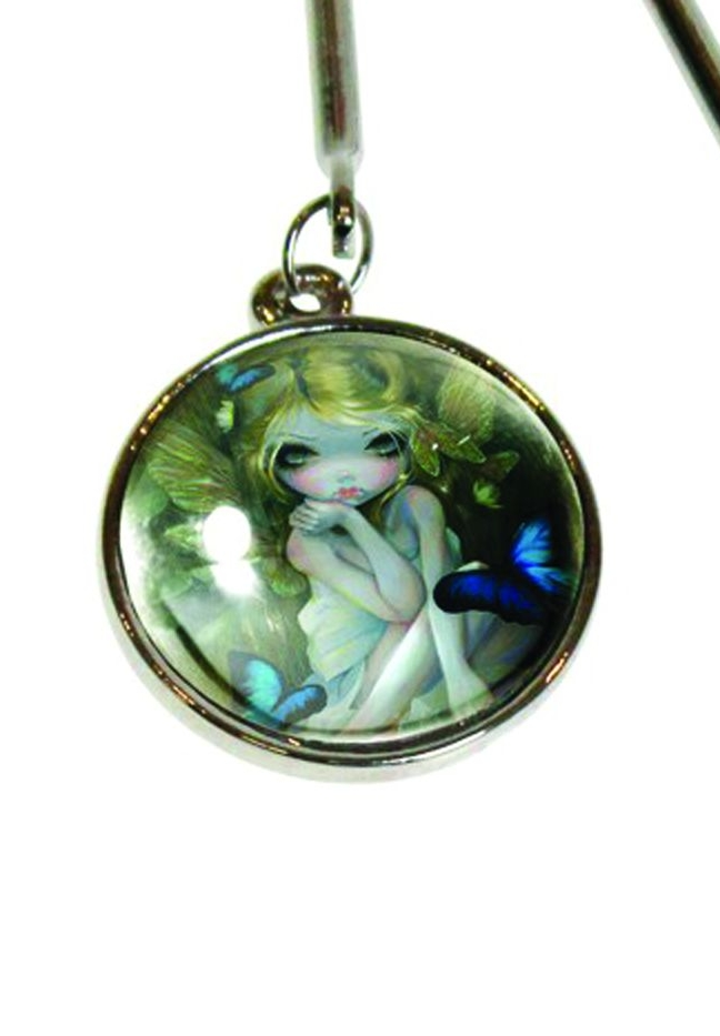 Lily Charm Bookmark
