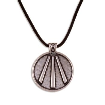 Awen Pendant by St Justin of Penzance