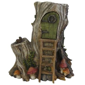 Fairy House. Sacred Stump