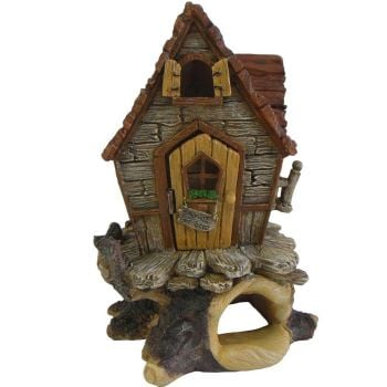 Fairy House. Treetop Cottage
