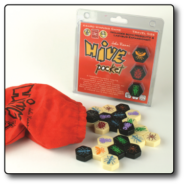 Hive Pocket® Boardgame