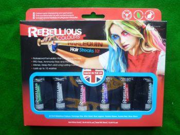 Harlequin Hair Streaks Kit