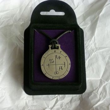 Protection from Drowning Talisman Pendant *WWPE Exclusive* by St Justin of Penzance