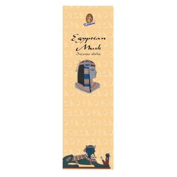 Incense Sticks - Egyptian Musk