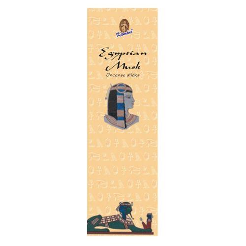 Incense Sticks - Egyptian Musk