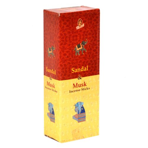 Incense Sticks - Sandal and Musk