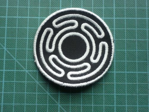 Patch - HECATE's Circle. Embroidered sew-on patch