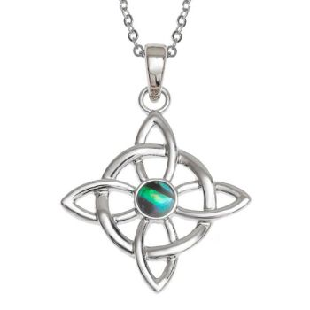 Good Luck Celtic Knot Pendant