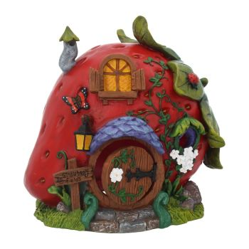 Fairy House. Strawberry Fields