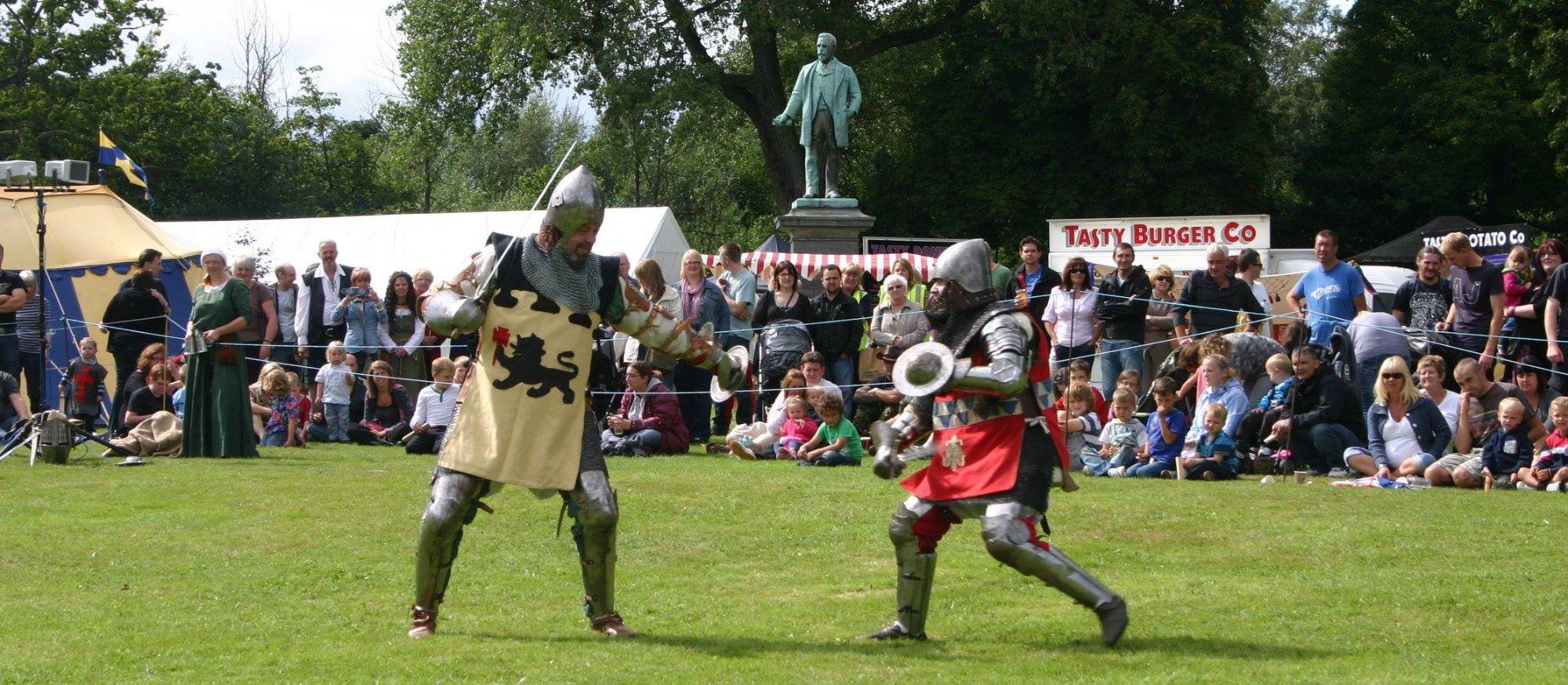 Wellingborough Medieval Festival