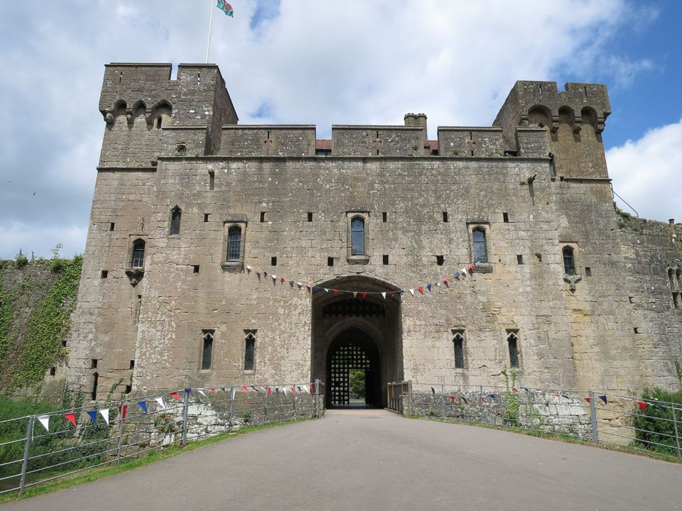 Caldicot Castle, Viking and Medieval Festival