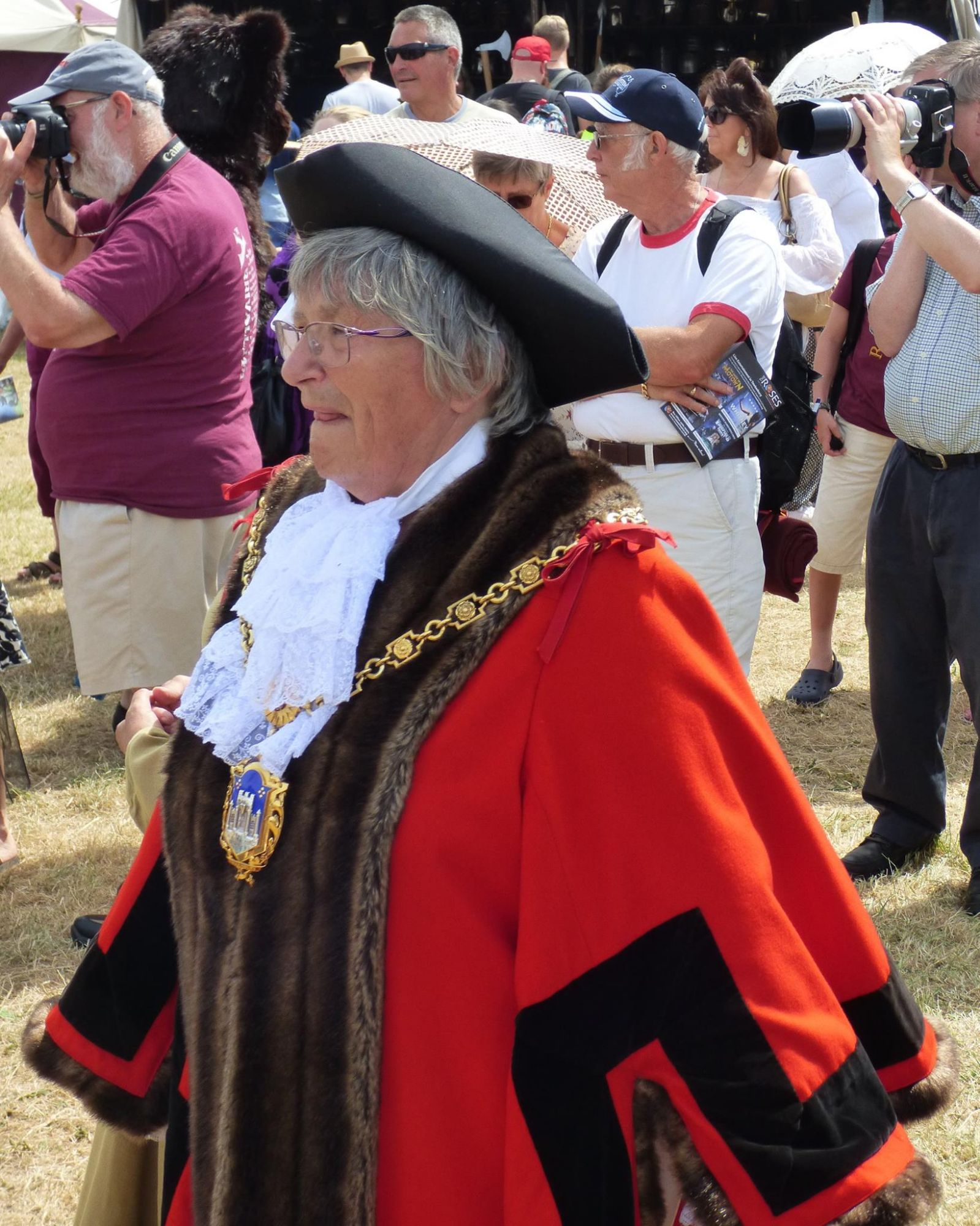 Mayor of Tewkesbury